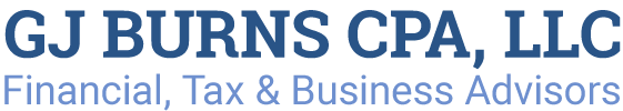 GJ Burns CPA LLC Logo